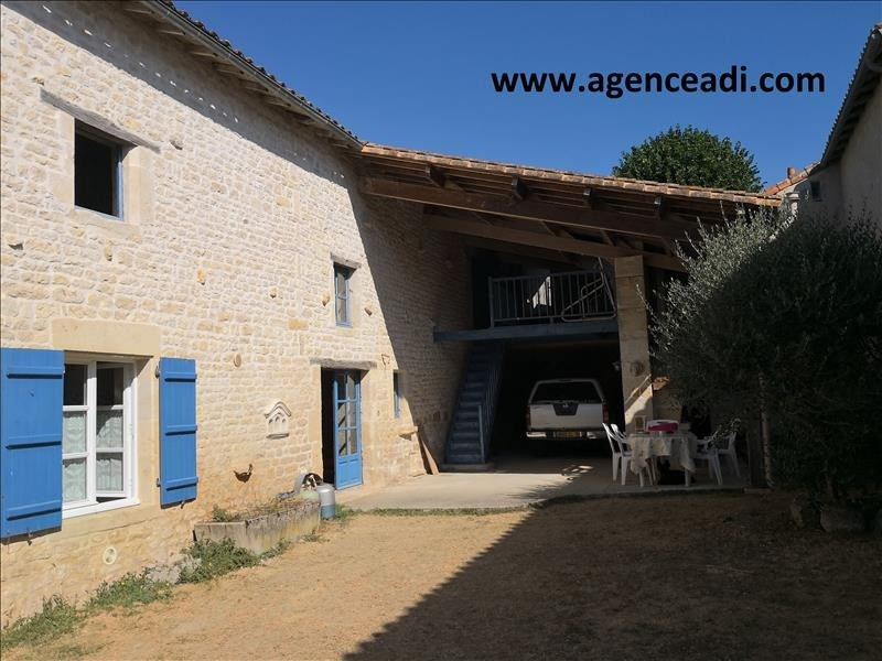 Vente maison / villa Exoudun 115 500€ - Photo 1