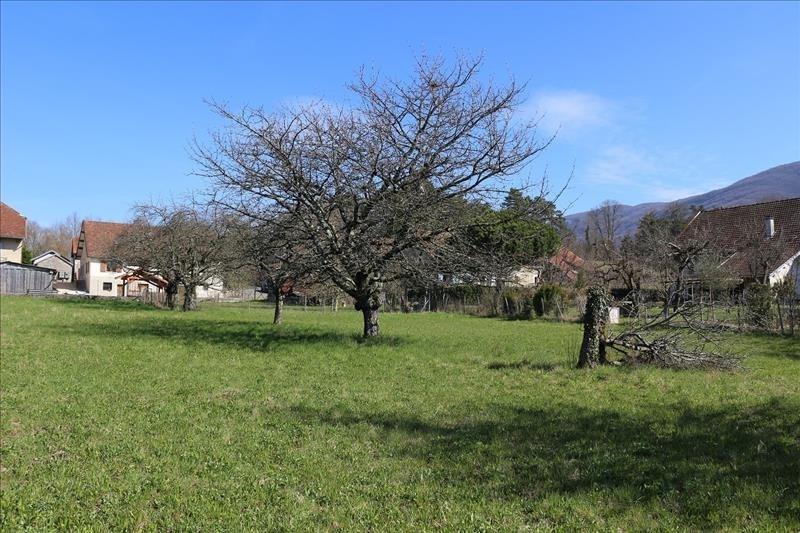 Vendita terreno Seyssel 84000€ - Fotografia 1