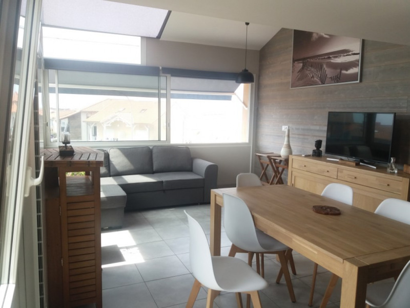 Sale apartment Biscarrosse plage 260 600€ - Picture 1