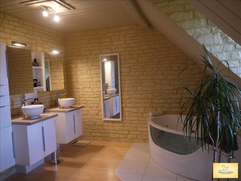 Sale house / villa Breval 339000€ - Picture 10