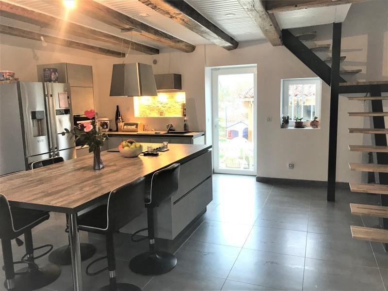 Vente maison / villa Montalieu vercieu 280000€ - Photo 2