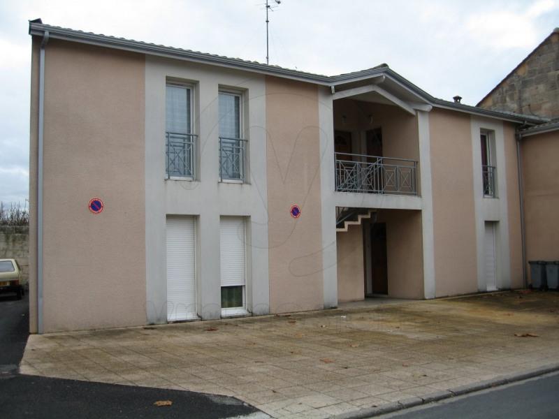 Rental apartment Saint andre de cubzac 693€ CC - Picture 1