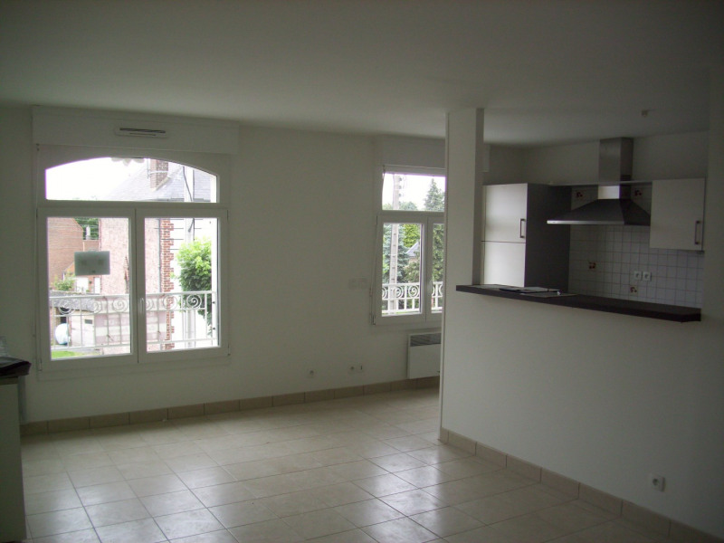 Rental apartment Aire sur la lys 625€ CC - Picture 2