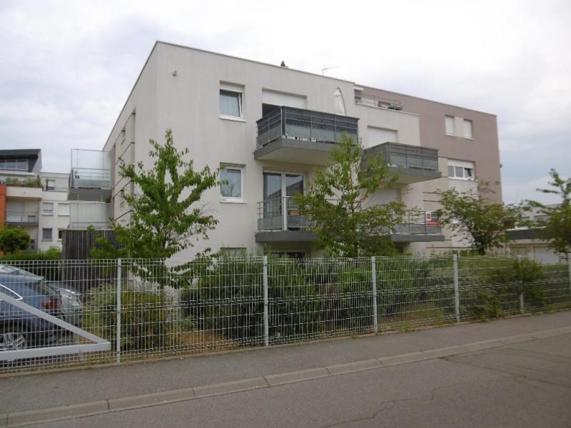 Location appartement Kingersheim 690€ CC - Photo 1