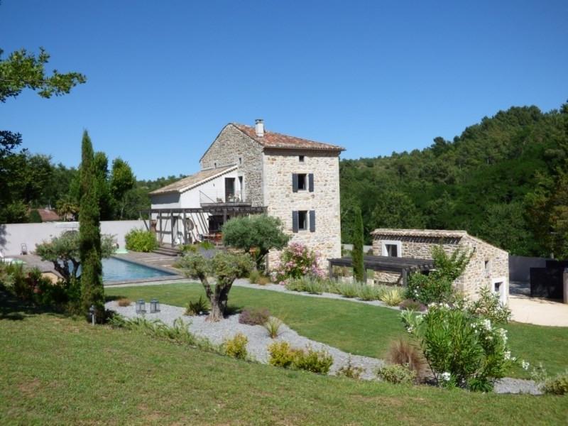 Immobile residenziali di prestigio casa Barjac 945000€ - Fotografia 10