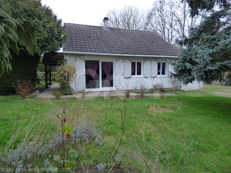 Maison de plain pied proche Les Andelys 2 chambres