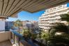 Cannes Gray d'Albion Appartement 3 pièces Vue Mer Cannes